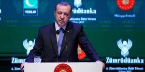 Cumhurbaşkanı Erdoğan: Asla taviz vermeyeceğiz