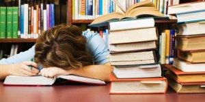 Sınava hazırlanan gençlere uyarı