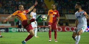 Galatasaray Antalya'dan 3 puanla döndü