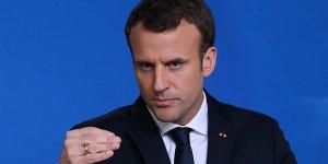 Macron'dan çok konuşulacak ABD çıkışı