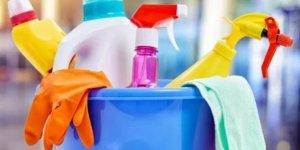 Tüketicilere temizlik ürünü uyarısı