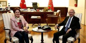 İYİ Parti'den CHP'ye 'teşekkür' ziyareti