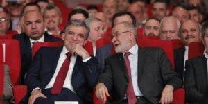 Karamollaoğlu ile Gül'den 2 saat 15 dakikalık görüşme