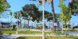 Atatürk Parkı yenileme çalışmalarında sona gelindi