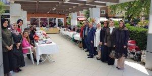 Kadınlar Kent Meydanı'nda el emeği ürünlerini satacak