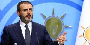 AK Parti Sözcüsü'nden Soylu açıklaması