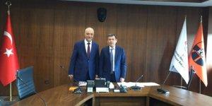 Orhaneli Belediye Başkanı Tatlıoğlu'ndan yol müjdesi