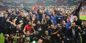 56. Ziraat Türkiye Kupası Akhisarspor'un