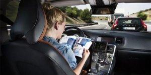 Arabanız sürücüsüz otomobil konusunda nerede duruyor?