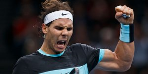 Nadal rekor kırdı