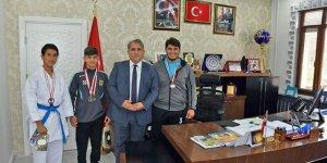 Yenişehir'in altın sporcuları