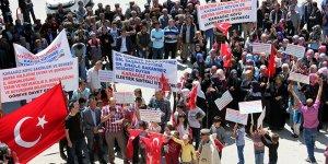 Büyükorhan'da biyokütle enerji santrali tepkisi