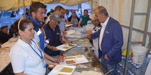 Mudanya'da ilk iftar