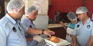 Yenişehir'de gıda denetimi