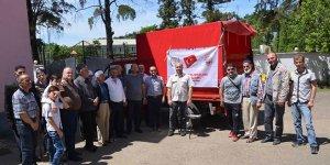 Gemlik Belediyesi'nden Gürcistan'da yaşayan Müslümanlara yardım