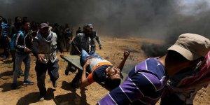 İsrail'in katliamları ile ilgili dosya UCM'ye teslim edildi
