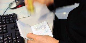 Pasaportlardan ABibaresi kaldırıldı