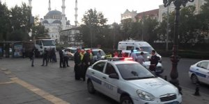 Kimlik soran sivil polise saldırı