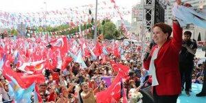 Meral Akşener Kayseri'de konuştu