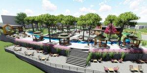 Gençlik Parkı'na yeni düzenleme