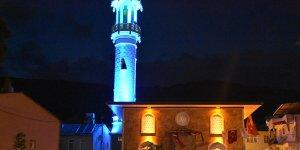 Yenilenen Narlı Camii ibadete açıldı