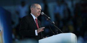 Erdoğan: En büyük mücadelemiz terörle olacak