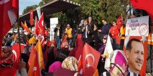 Bursa Milletvekili Birkan Avustralya'daki Türklerle buluştu