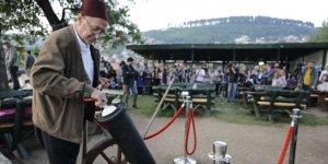 Saraybosna'nın ramazan topçusu eski ramazanları yeniden yaşatıyor