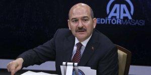 Bakan Soylu'dan PKK açıklaması: Tarihe gömeceğiz