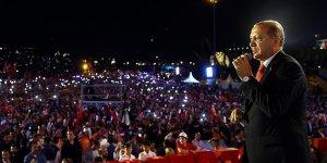 Cumhurbaşkanı Erdoğan: Sıra Kandil'de, sıra Sincar'da