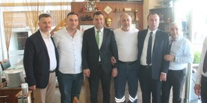 MHP adayları Gemlik'te