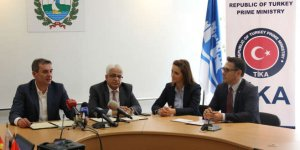 TİKA Makedonya'da okul inşa edecek