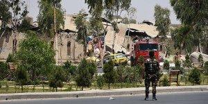 Seçim merkezine bombalı saldırı
