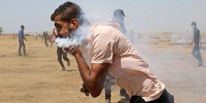 İsrail'den Gazze sınırında Kudüs gösterisine müdahale: 4 ölü