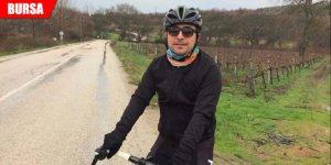 Banka müdürü bisiklet kazasında hayatını kaybetti