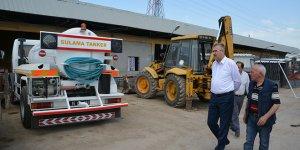 Karacabey'in araçfilosu güçlendi