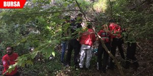 20 saattir aranıyordu, cesedi ormanlık alanda bulundu