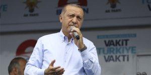 Erdoğan: Kandil'e operasyonlarımızı başlattık