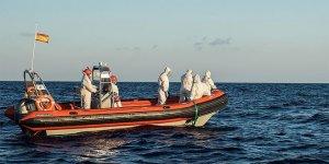 İspanya, sığınmacıları taşıyan gemiyi kabul edecek