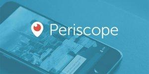 Periscope'a 'erişim engelleme' uyarısı