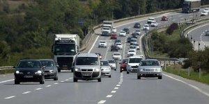 Sürücülere 'bayram trafiği' uyarısı