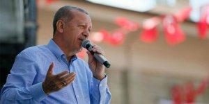Erdoğan'dan gençlere sosyal çalışma müjdesi