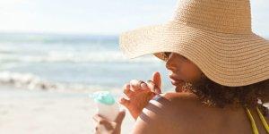 Güneş kremi kullanırken buna dikkat!