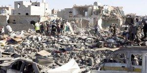 Suudiler'den Yemen'e en büyük saldırı