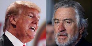 Trump'tan De Niro'ya: Uyan sersem