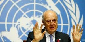 Türkiye, İran ve Rusya'dan 'Suriye Anayasası' toplantısı