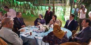 Emniyet Müdürü Osman Ak şehit aileleri ile buluştu
