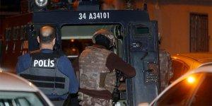 Eylem hazırlığındaki 8 DEAŞ'lı terörist gözaltında