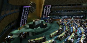 Filistin halkı için koruma kararı