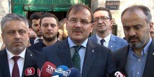 'Terör herkes tarafından kınanması gereken eylem tarzıdır'